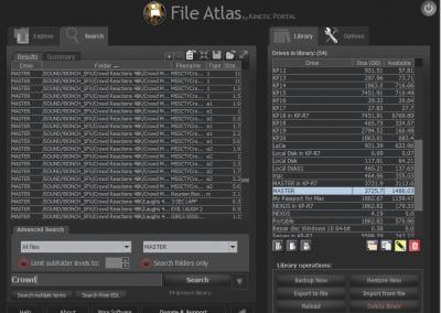 File Atlas