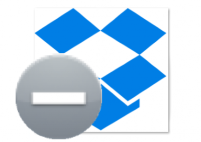 Ignore file or folder from Dropbox